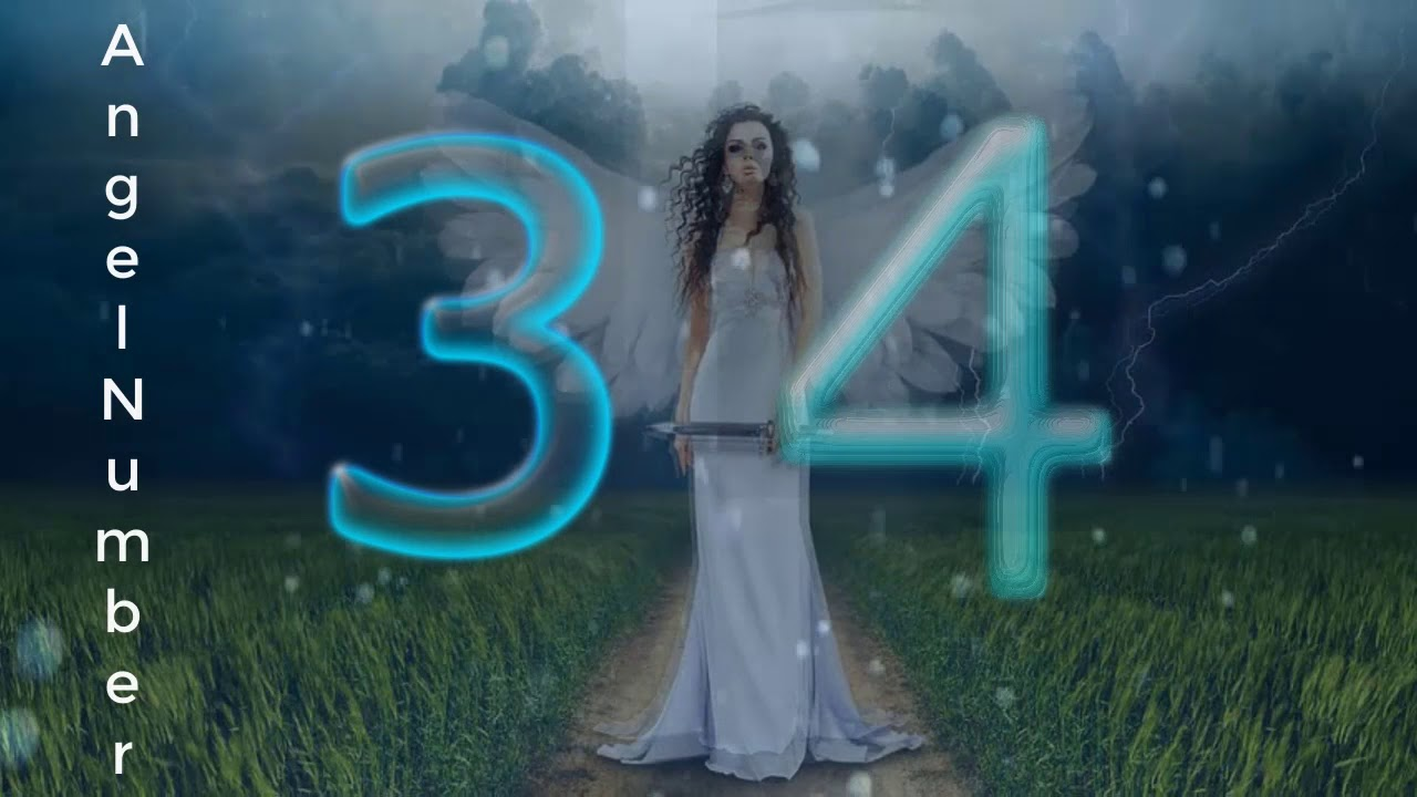 angel number 34 | The meaning of angel number 34