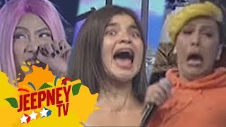 Jeepney TV: 10 Funny Caught on Cam moments on It's Showtime! | Kapamilya Hype Best