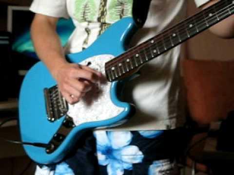 Fender Mustang alternative series wiring on