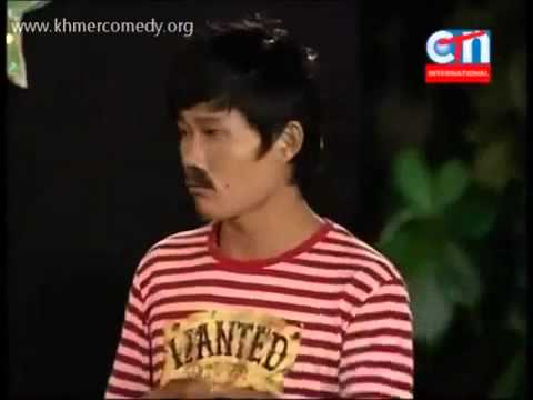 Khmer comedy CTN New  Si Min Rork