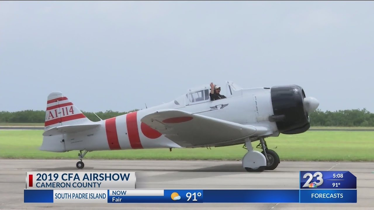 Commemorative AirForce Airshow is Back