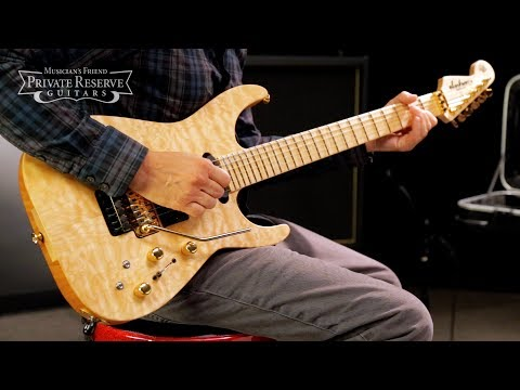 Jackson Limited Edition Phil Collen PC1 DX Electric Guitar
