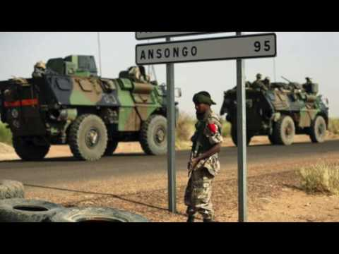 Mali Conflict Civil