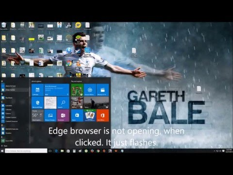 How to Reinstall Microsoft Edge Browser - All things technical ...