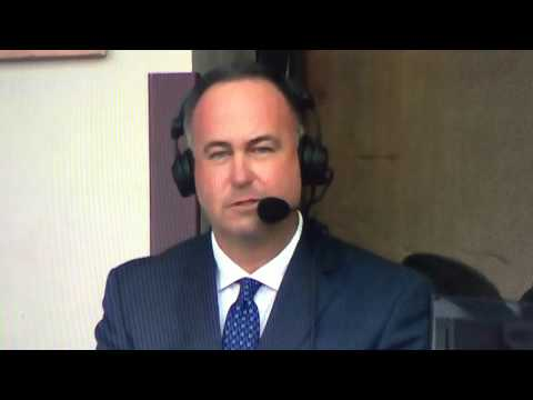 Don Orsillo Says Goodbye to Red Sox Nation