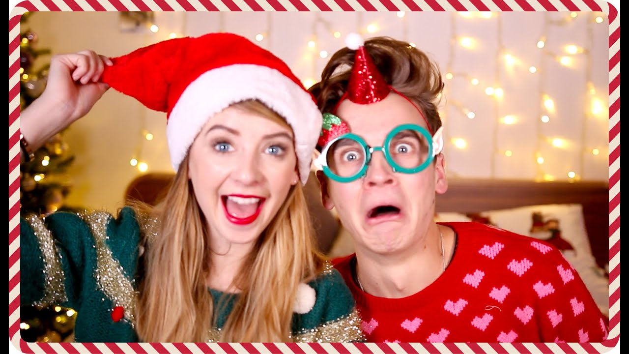 Christmas Eve Special with Joe | Zoella - YouTube