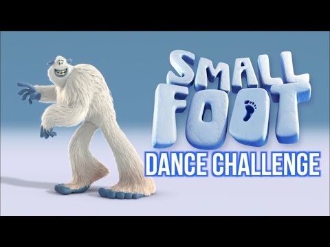 FINALLY FREE - Niall Horan (Do The Yeti Dance Challenge) SMALL FOOT | Jayden Rodrigues