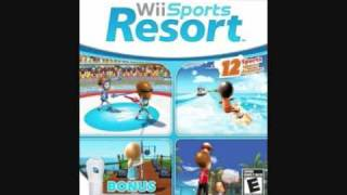 Wii sports resort music: Power cruising theme 2