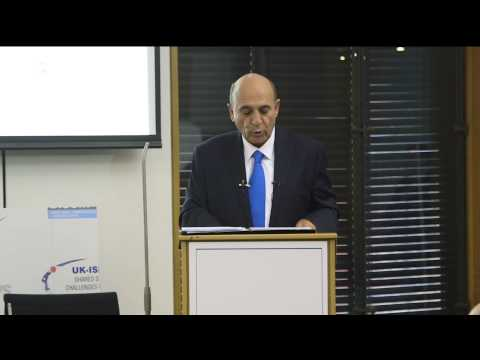 Shaul Mofaz speech to Jewish News UK-Israel Conference