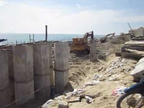 Cua Dai Beach Shore Project