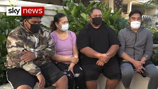 Coronavirus: Pacific Islanders in the US battle stigma as well as high infection rates