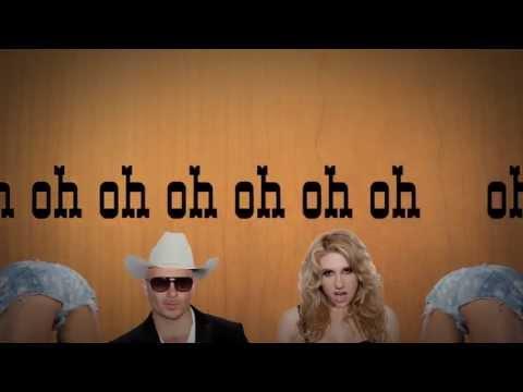 Pitbull feat. Ke$ha - Timber (Lyric Video)
