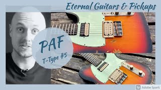 "Eternal ""PAF T-Type # 5"" demo with Alex Ward and Chris Cox"