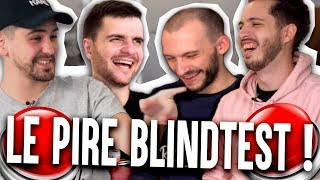 LE PIRE BLINDTEST ! (Feat Laink & Terracid)