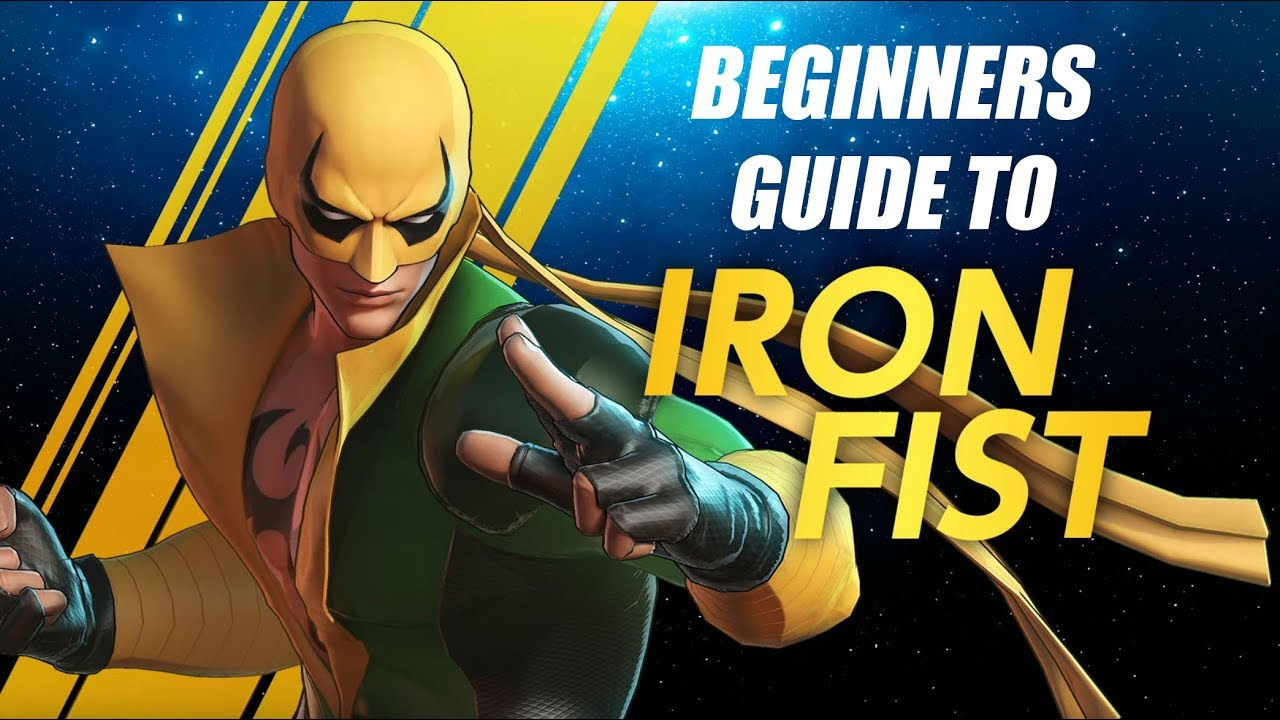 Iron Fist Beginners Guide - Marvel Ultimate Alliance 3 (MUA3) - YouTube