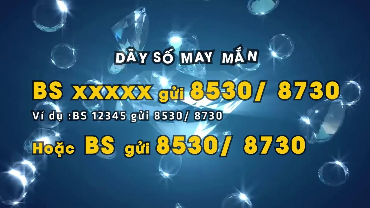 """XSMB / Game tương tác """"Dãy số may mắn"""" / BS gửi 8730"""