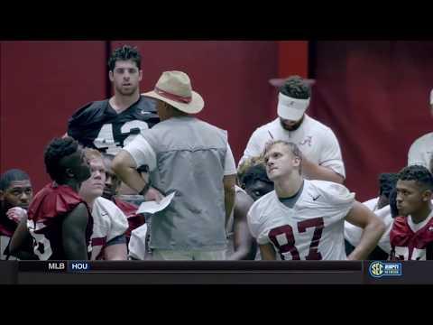 2017 Nick Saban Behind The Scenes (HD)