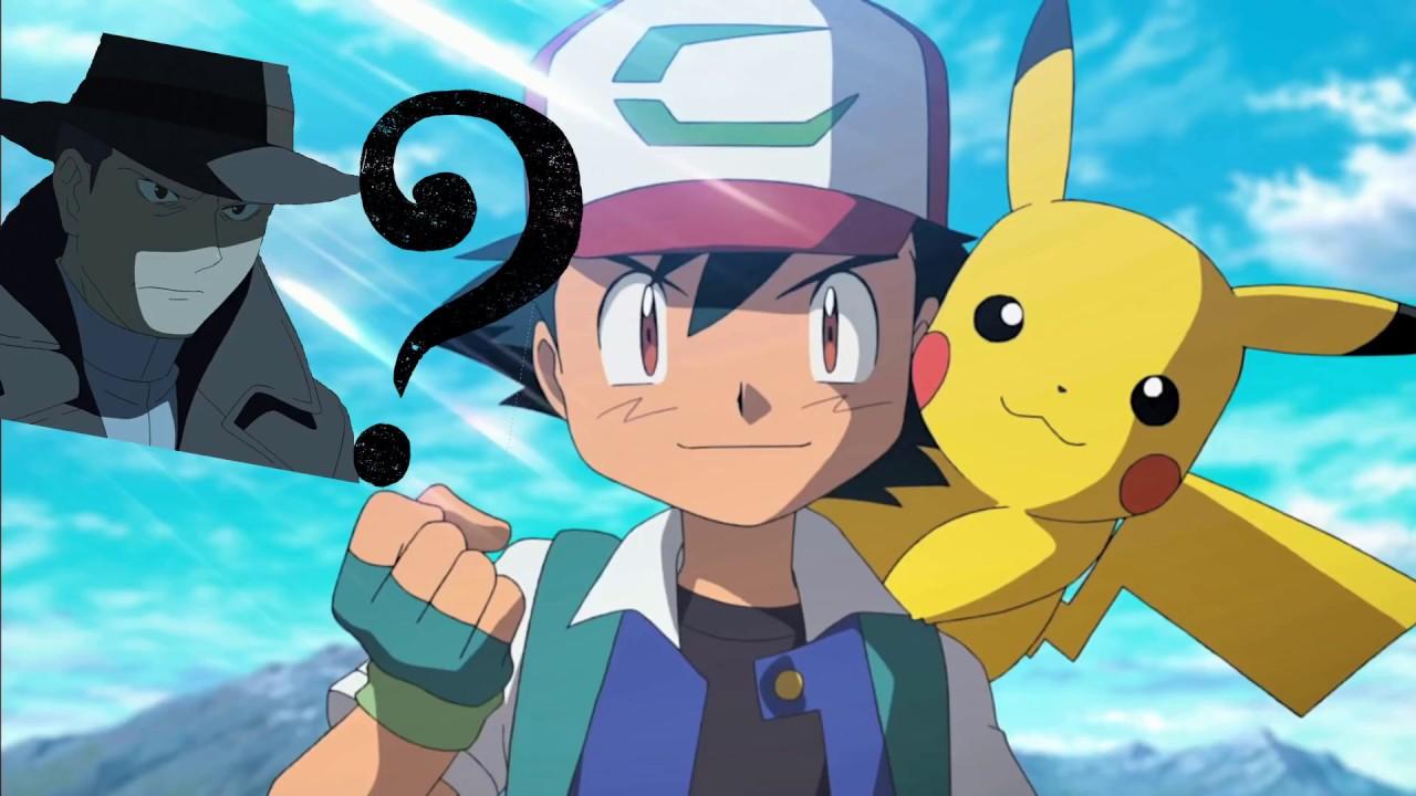 Pokemon Ash Vater