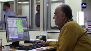 """""""الوساطة المالية"""" توقف التداول اليوم في البورصة مدة ساعة رفضاً للضريبة على أرباح الأسهم"""