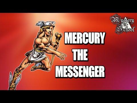 Mystery School Lesson 49: Mercury the Messenger