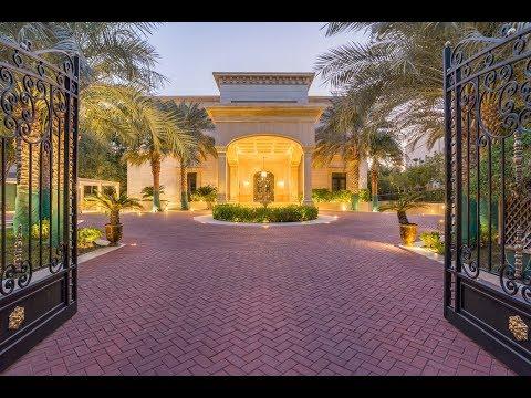 Incredible 8 Bedroom Luxury Villa In Dubai's Emirates Hills