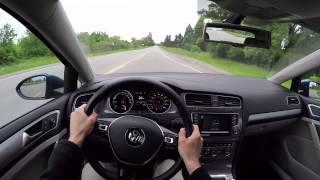 2015 Volkswagen e-Golf - WR TV POV Test Drive