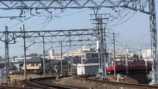 [2018年度廃車予定編成]名鉄5300系 5304f(回送名古屋行き)枇杷島分岐点 通過‼️