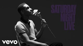 Leon Bridges River Live on SNL