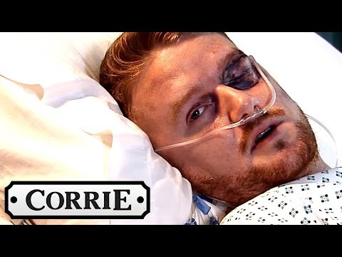 Coronation Street - Gary Wakes Up With a Theory About David's Rage