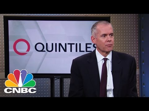 Quintiles Transnational Holdings CEO: Arms Dealer Of Pharma | Mad Money | CNBC