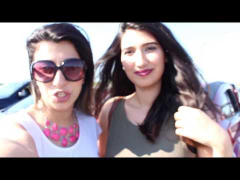 Vlog Mirabel Canada with Farah  : Shopping مع فرح
