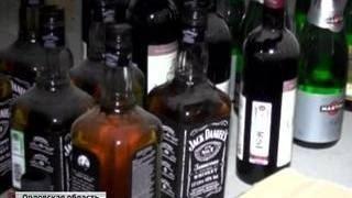 Сотрудники ФСБ изъяли более 13 тонн суррогатного алкоголя