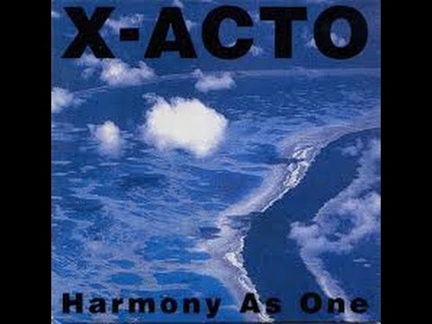 X ACTO harmony as one (FULL ALBUM W/HIDDEN TRACK)