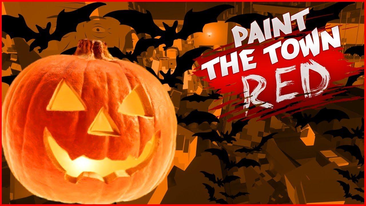 harti infricosatoare de halloween! - youtube