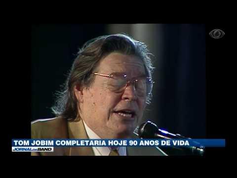 Tom Jobim completaria 90 anos nesta quarta-feira