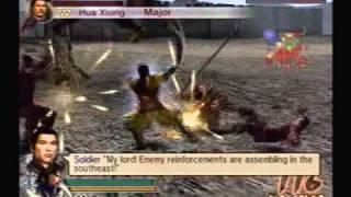 Dynasty Warriors 5 Gameplay