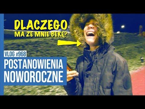 POSTANOWIENIA NOWOROCZNE / VLOG #968