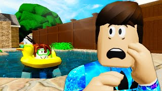 He Was Stalked By A Noob: The Return (Part 2 A Roblox Movie)