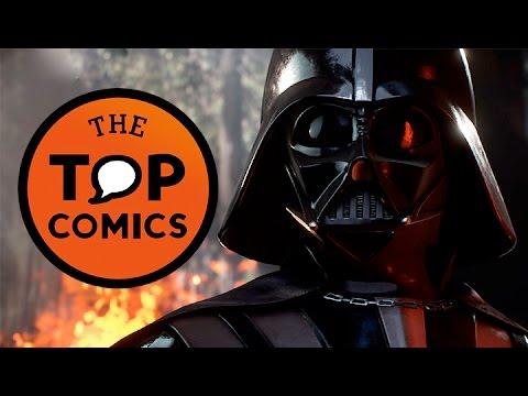 10 cosas que no sabias de Darth Vader
