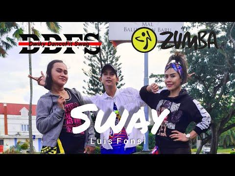Luis Fonsi - Sway  ZUMBA  FITNESS  At Balikpapan