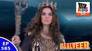 Baal Veer - बालवीर - Episode 585 - Aggressive Bhayankar Pari