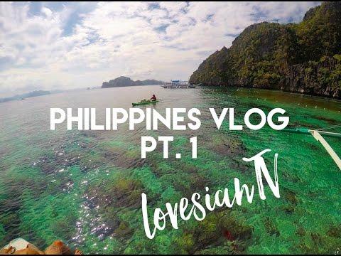 Philippines VLOG Pt.1   lovesian - YouTube
