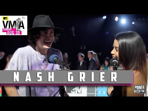 Nash Grier Says What Song Made Him Love Hip Hop