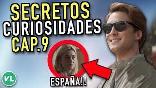 Luis Miguel La Serie - Cap 9 (Netflix) - Easter Eggs / Curiosidades / Secretos / Cosas que NO VISTE