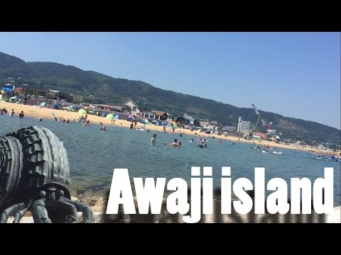Exploring Japan: Adventures on Awaji Island.