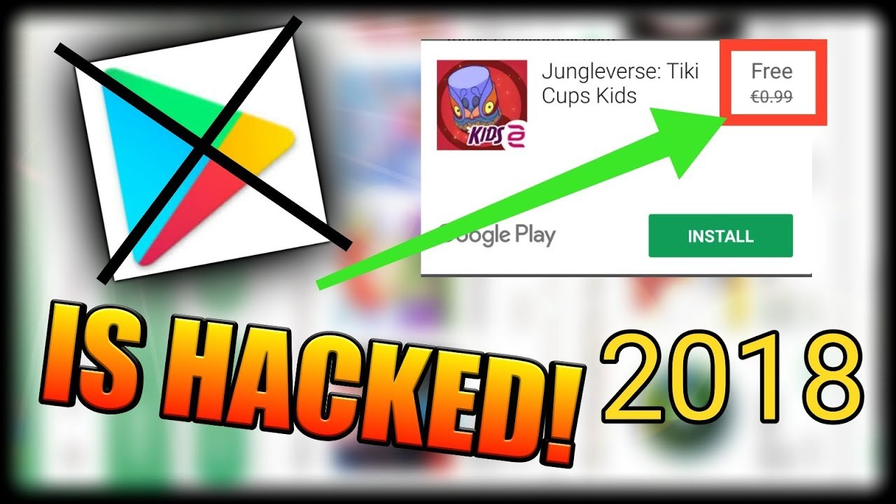 PLAY STORE HACK! 2018 | DOWNLOAD PAID APPS & GAMES FOR FREE! (No Root)