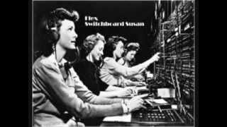 Flex performing Switchboard Susan in Somerset 1981 David,Russ & Woofit