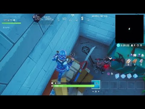 Fortnite Stranger Things Mit Its Alekstv |its Justin Tv