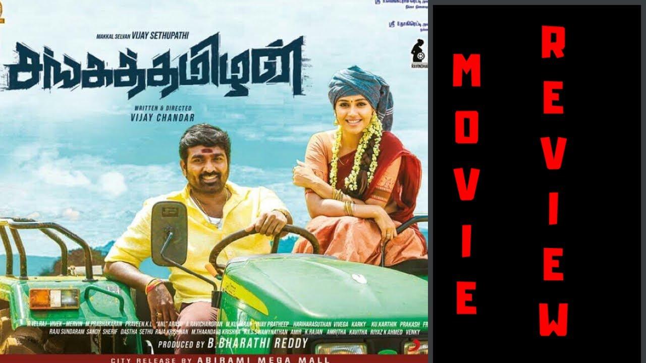 Image result for makkal selvan vijay sethupathi sangatamizhan movie review