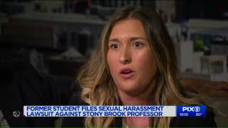Former student files sexual harassment lawsuit against Stony Brook professor